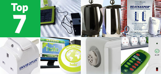 Top 7 Energy Saving Devices