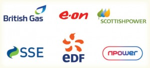 The big six UK energy companies provide the funding for CERT and ECO