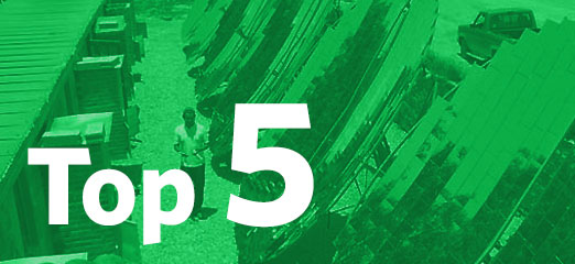 Top 5 Energy Stories 19-12-2012