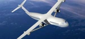 SUGAR Volt hybrid plane
