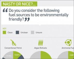 Alternative Fuel Infographic