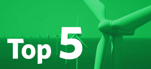 Our Top 5 Energy Stories – 23rd January 2013