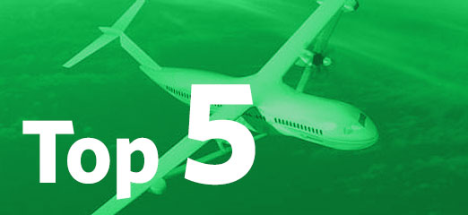 Our Top 5 Energy Stories - 9th January 2013