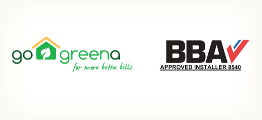 Go Greena are BBA Approved Installers