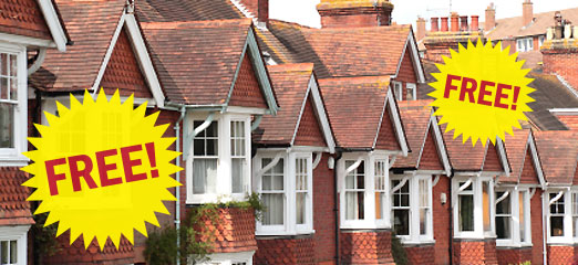 Cavity and loft insulation will still be free in 2013