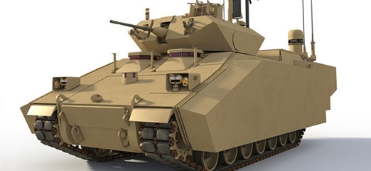 US hybrid tank