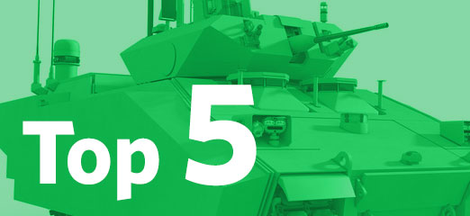 Our Top 5 Energy Stories  15th May 2013