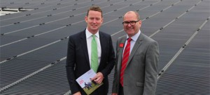 Sainsbury's install 100,000 solar panels