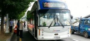 Wireless electric bus