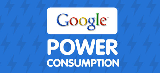 Google Power Consumption