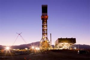 Ivanpah solar thermal power plant