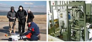 Seawater to fuel generator